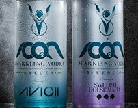 ICON SPARKLING VODKA - A Vodka With Pulse
