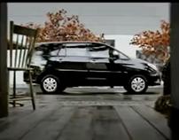 Toyota Kijang Innova - Pregnant Mom