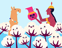 TED-ED   History of Cotton