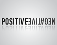 Positive Negative Magazine Rebranding