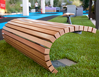 TSUMI - bench