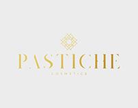 Pastiche Cosmetics Branding Concept