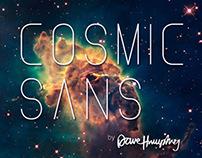 Font: Cosmic Sans