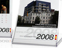 Embassy of Spain 2008 Calendar