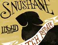 Snushane | Beer label