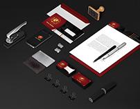 Corporate identity   Royal Roaster