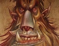 Monster Heads