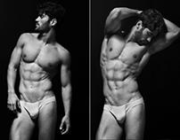 Ricardo Veia by Ismael Prata for BLESS magazine