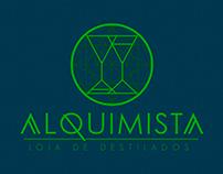 Alquimista Loja de destilado - Arquitetura comercial