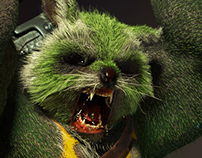 Rocket Hulk