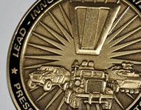 TARDEC Coin