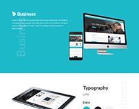 Business - Agency & Corporate  Template