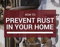 How to Prevent Rust in Your Home