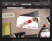 Rust-Oleum Corporate Site