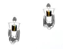 Melt (earrings)