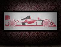 Audi Illustration