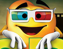 Campanha - Cine 3d Bretas