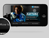 KAPTURA MOBILE APP