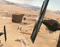 ILM Challenge: STAR WARS