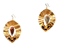 Bloody Heart (earrings)