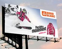 Reklamní kampaně pro Nord Blanc