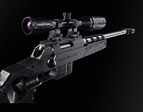 Guns (WIP/ render test)