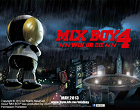 MIX BOY A3 Poster