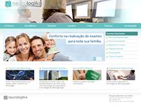 Website - Neurológika (2012)