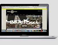 Website for Body & SOUL NYC