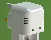 Solidworks - Battery Charger