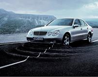 Mercedes-Benz E-Class Campaign