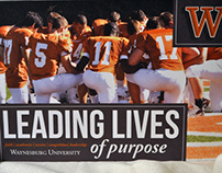 Athletics Brochure, Waynesburg University
