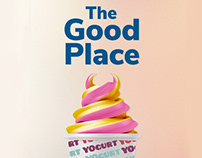 Poster • The Good Place