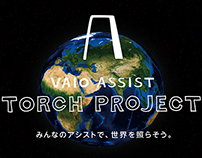 VAIO ASSIST TORCH PROJECT