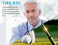 Flyer Design for YIPS WEG