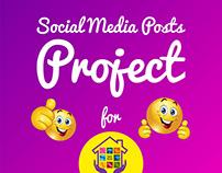 Social Media Posters