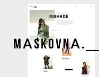 Maskovna _ Web