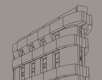 LEGO Flatiron Building 21023