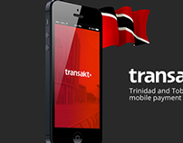 App Concept | Transakt+