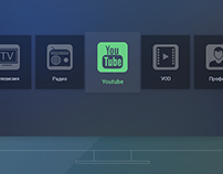 OTT platform for TV devices