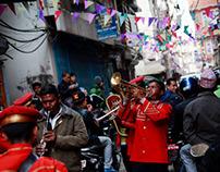 Baja bands, Kathmandu, Nepal