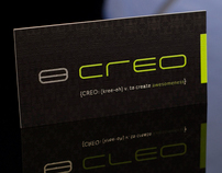 CREO Business Card