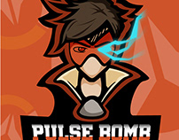 Team Pulse Bomb Overwatch