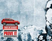 Nissan Qashqai - Ski Ressort Campaign