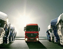 Mercedes-Benz Actros - Truck of the year