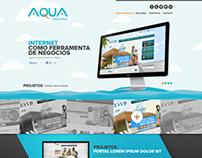 Aqua Portfolio