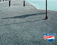 Pepsi Light Shadows