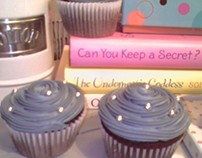 Cupcakes for My MBA Classmates for St. Patty's Day 2008