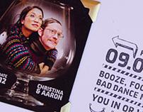 Aaron & Christina Save The Date