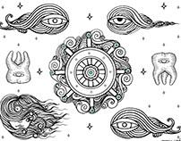 Tattoo flash | Dolor Local